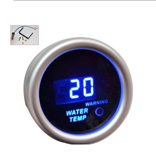 Medidor de temperatura de agua digital accesorios racing for Medidor de temperatura y humedad digital